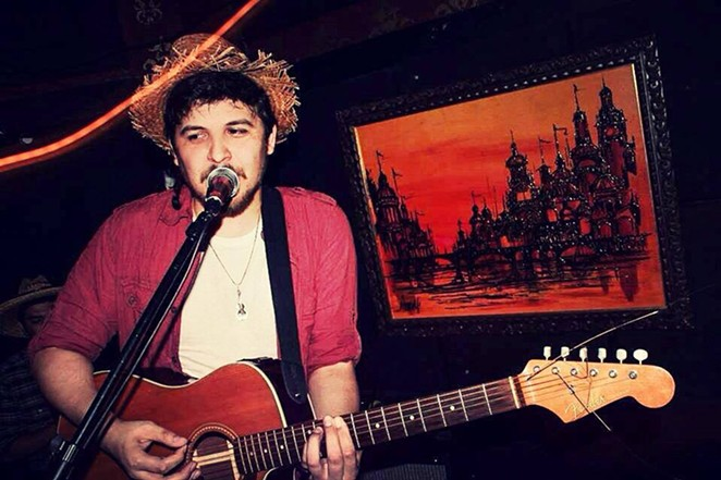Michael Carrillo performing with Deer Vibes - FACEBOOK