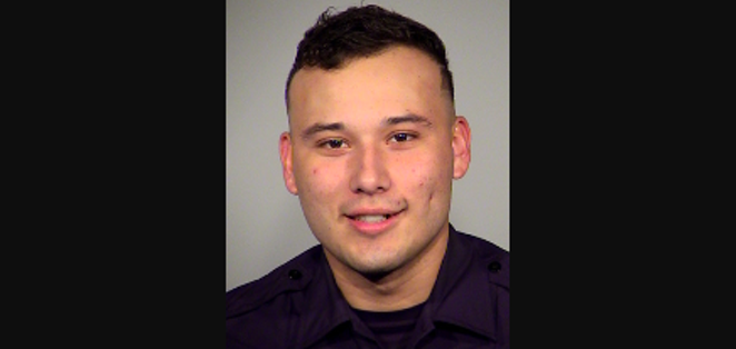 Officer Rafael Hernandez III - COURTESY PHOTO / SAPD