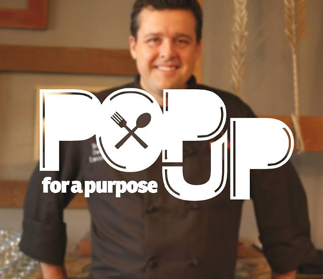The first round of pop-up for a purpose will feature Modern Asian fare. - COURTESY