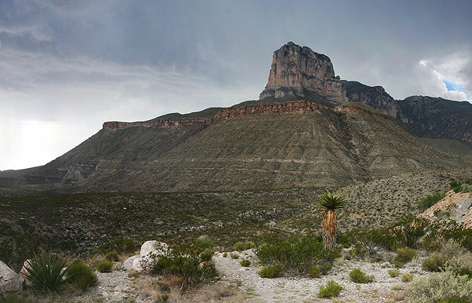 Home to an ancient coral reef, Guadalupe Mountains National Park has an otherworldly feel to it. - BILL LILE/FLICKR