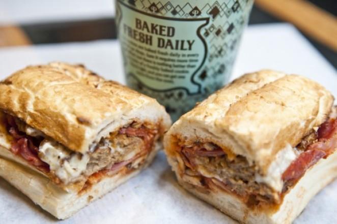 San Antonio has more sandwiches. - COURTESY