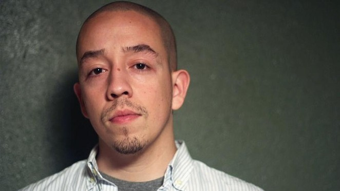 Grantland's Shea Serrano boils down 35 years of hip-hop in new book. - COURTESY