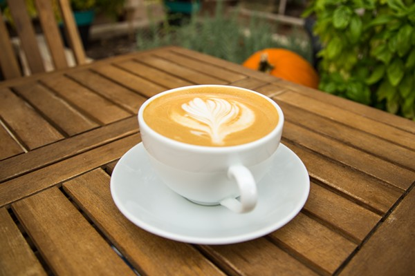 Can't give up Pumpkin Spice Lattes but want to support local? Try CommonWealth Coffee & Bakery's. - JACQUELINE FIERRO