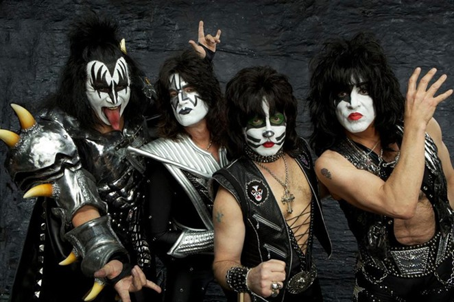 KISS will open its newest Rock & Brews chain in the renovated AT&T Center - COURTESY