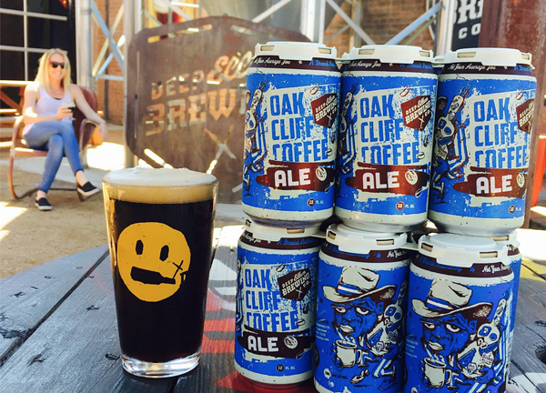 Deep Ellum Brewing Co. sued the Texas Alcohol and Beverage Commission over state laws governing the sale of craft beer. - COURTESY