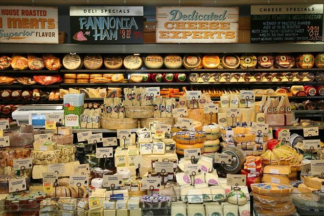 Central Market on Broadway - COURTESTY