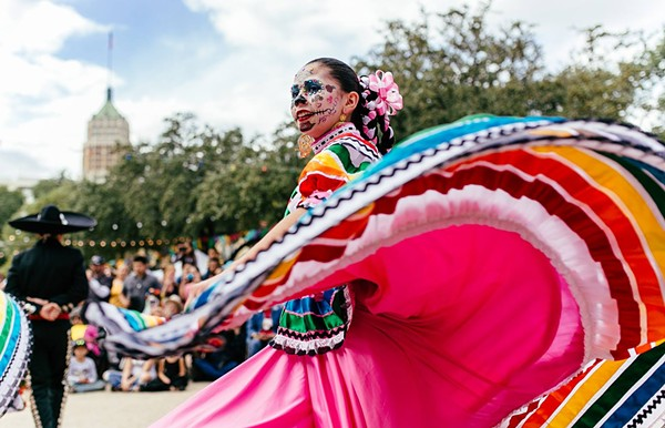 Muertos Fest is early this year. - COURTESY