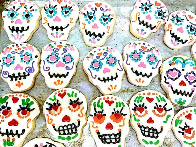 Spooky and delicious. - BEDOY'S BAKERY/FACEBOOK