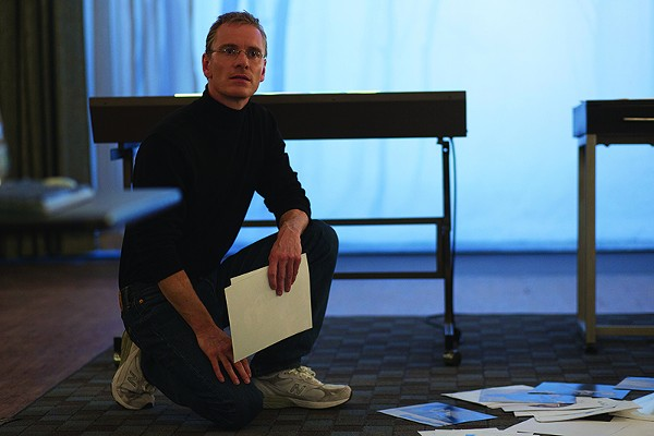 Michael Fassbender plays Steve Jobs, who, love or hate him, still shapes culture. - COURTESY
