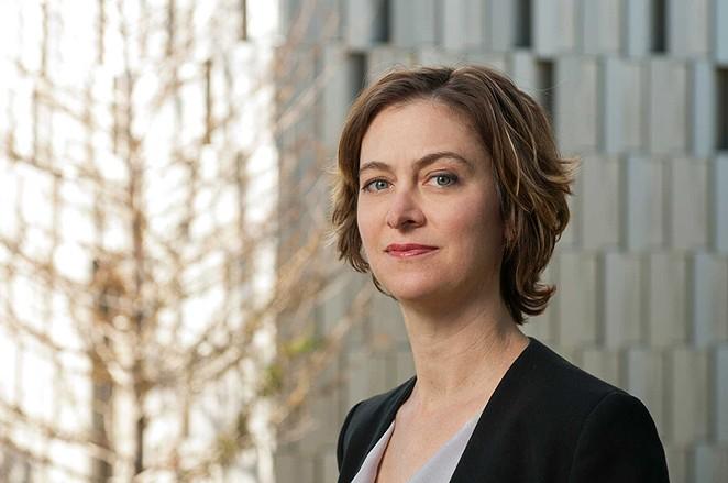 Kathy Armstrong, Luminaria executive director. - COURTESY