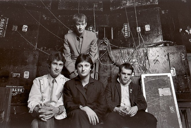 Gang of Four - COURTESY