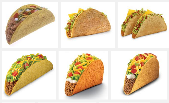 Doritos Locos — nope. - GOOGLE
