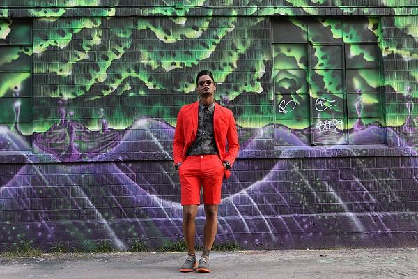 Producer Tony Harris is the face of Fashion Week San Antonio. - COURTESY