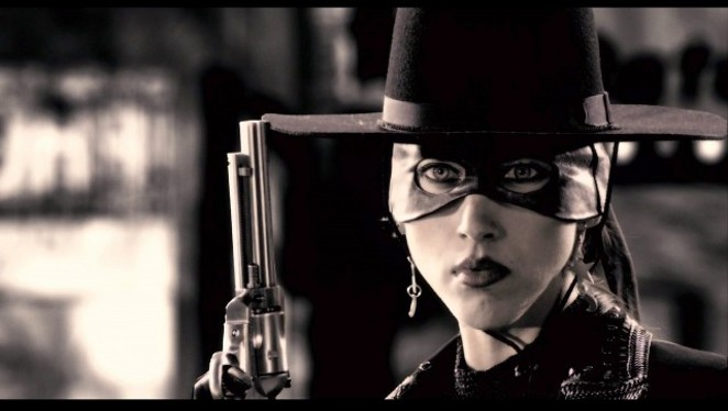 Patricia Vonne in 'Sin City' - COURTESY