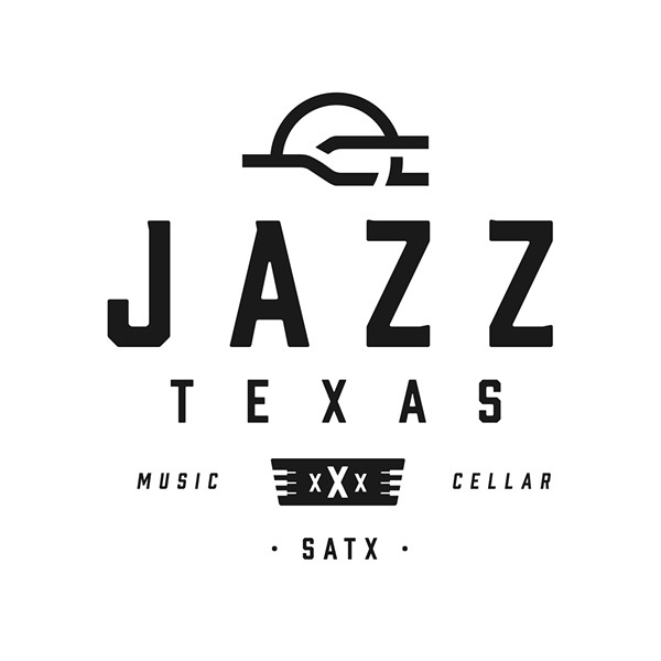 One of several logos for the newest jazz spot in town - COURTESY