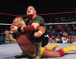 The Camel Clutch. - COURTESY