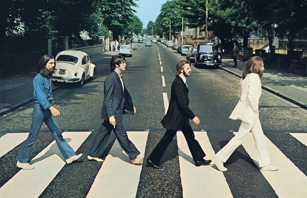 """YOSA will walk us through The Beatles' iconic """"Abbey Road."""" - COURTESY"""