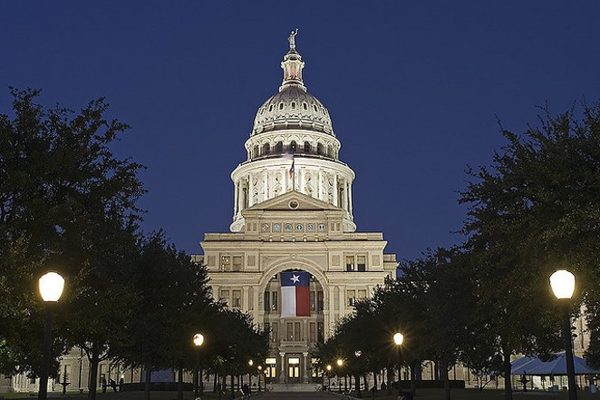 Texas' state government fared poorly in a recent ethics and transparency investigation. - VIA FLICKR CREATIVE COMMONS