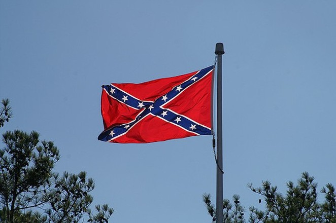 Bexar County may donate its Confederate symbols to the Institute of Texan Cultures. - VIA FLICKR USER CARL WAINWRIGHT