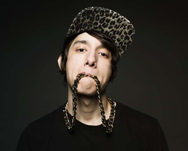Crizzly - COURTESY