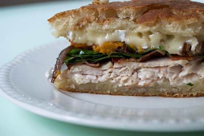 Sammies are coming to the Alley on Bitters. - COURTESY