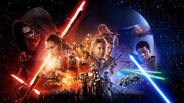 The San Antonio Library is celebrating next month's release of Star Wars: The Force Awakens. - STARWARS.COM