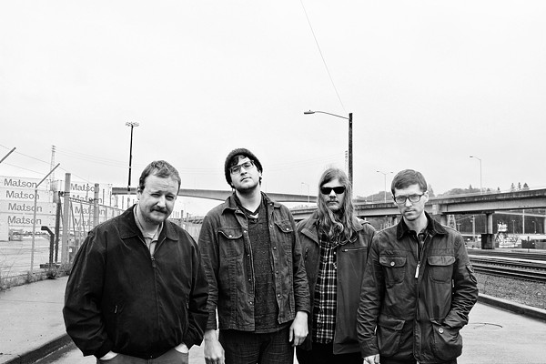 Protomartyr, kinda chubby music - COURTESY