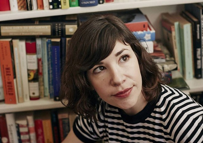 Perfect woman in every way Carrie Brownstein. - COURTESY