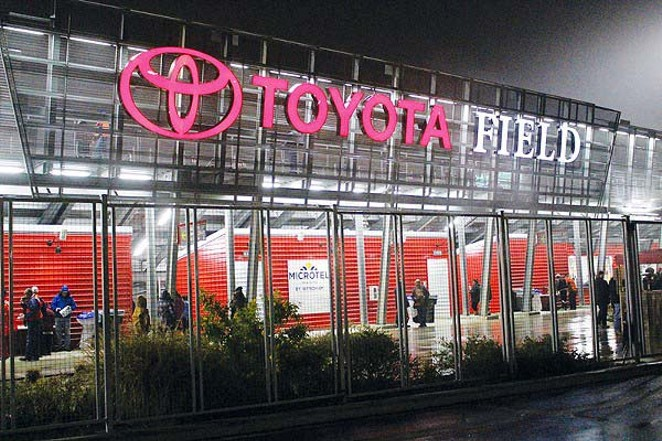 The City and County are in the process of purchasing Toyota Field, in partnership with Spurs Sports and Entertainment, in hopes to lure a Major League Soccer team to San Antonio. - COURTESY