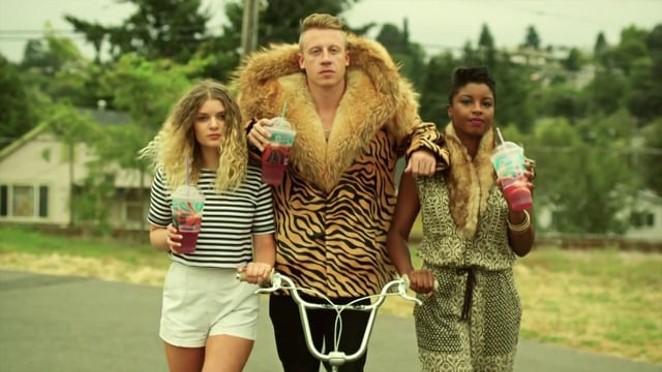 Macklemore - YOUTUBE