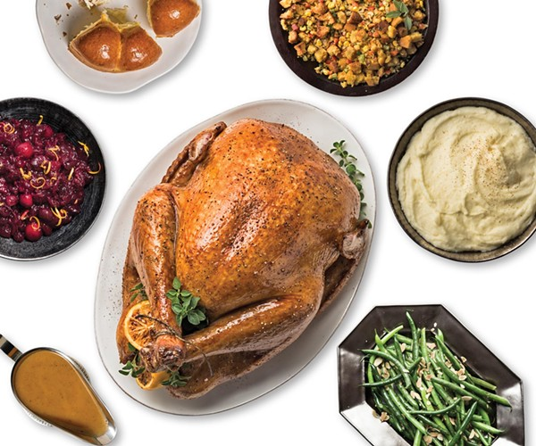 Why cook on Thanksgiving? - CENTRAL MARKET