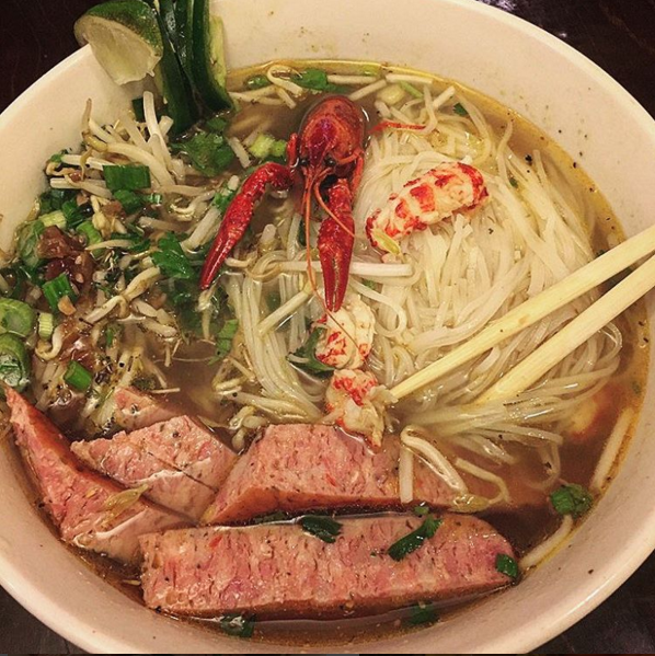 Cajun Pho is a thing now. - RG_COUPE/INSTAGRAM