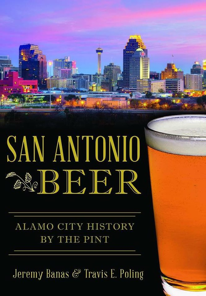 Sip on a brew and take in some beer history. - COURTESY