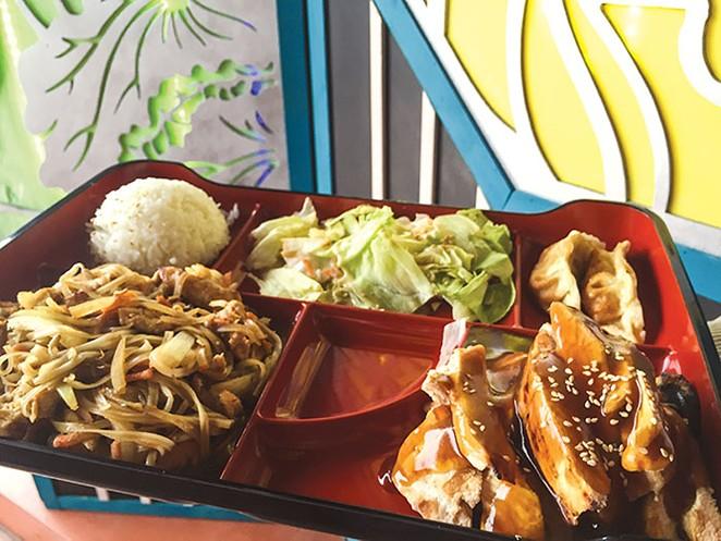 Sapporo Sushi & Asian Cuisine - JACQUELINE FIERRO