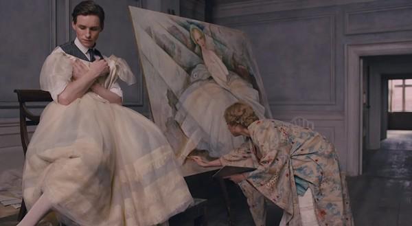 Redmayne plays trans icon Lili Elbe - COURTESY