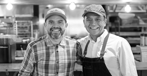 Baking brothers David and José Cáceres were honored in the Tiptree World Bread Awards. - COURTESY WORLD BREAD AWARDS USA