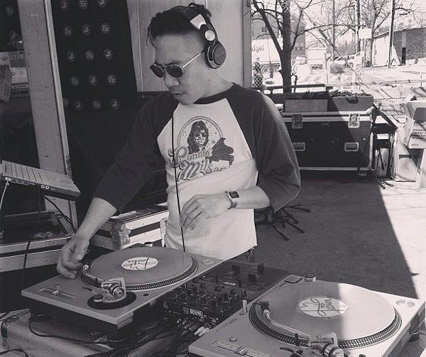 DJ Jester the Filipino Fist - FACEBOOK.COM
