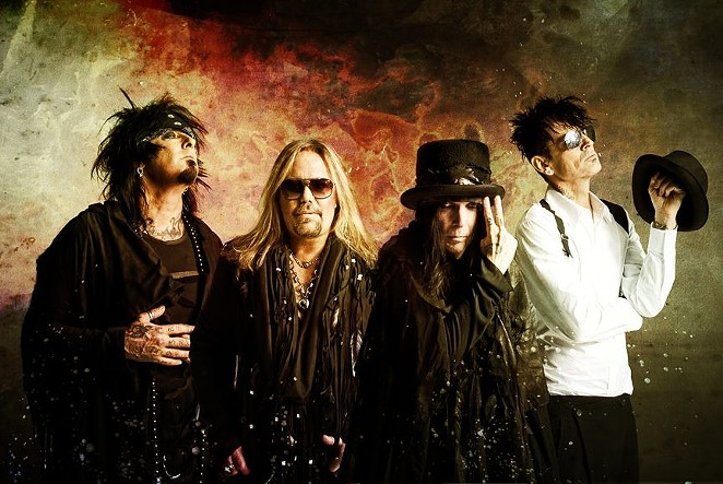 The Crüe calls it a day - COURTESY