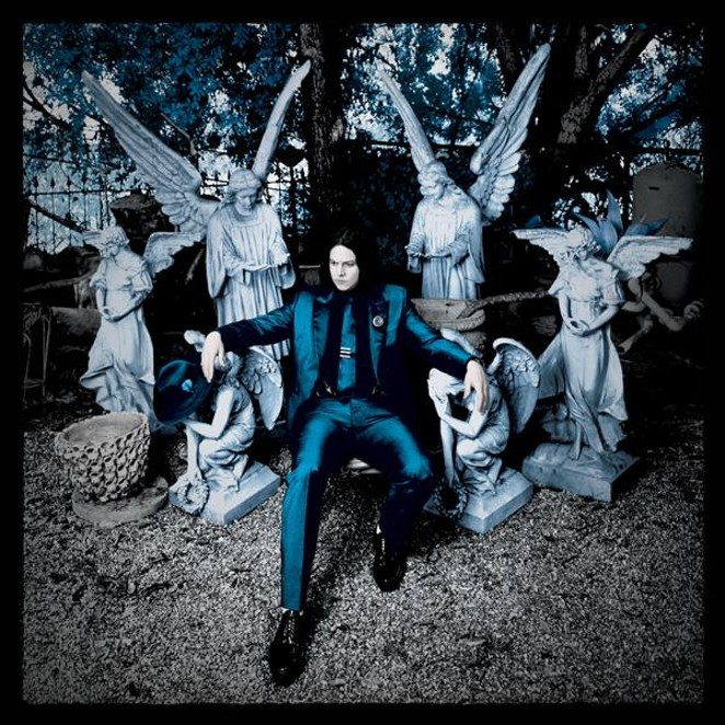 White on the cover of 2014's Lazaretto - COURTESY