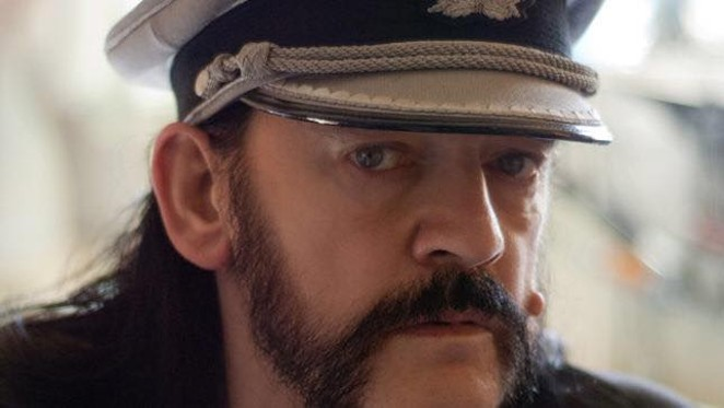"Ian Fraser ""Lemmy"" Kilmister - VIA FACEBOOK"