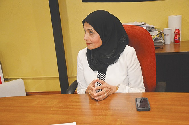 Sarwat Husain, founding president of CAIR, says Islamophobia is worst than it was after 9/11.