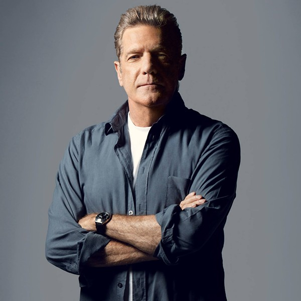 Glenn Frey, 1948-2016 - VIA FACEBOOK