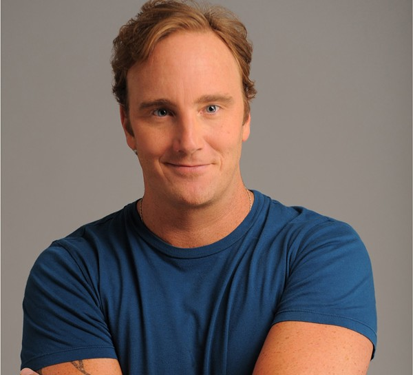 This is Jay Mohr. - COURTESY