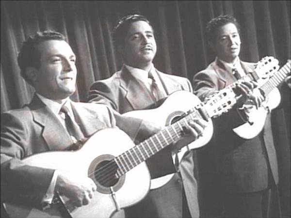 Los Panchos - COURTESY