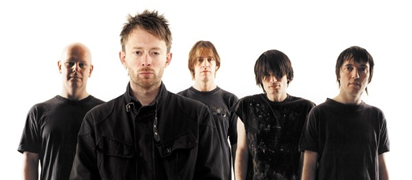 Radiohead - COURTESY