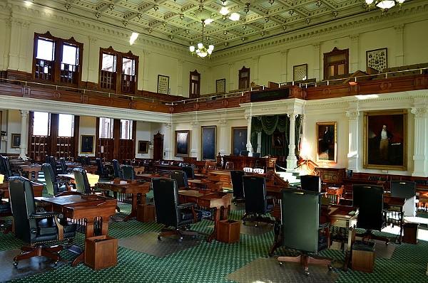 The Texas Senate Chamber - WIKIMEDIA