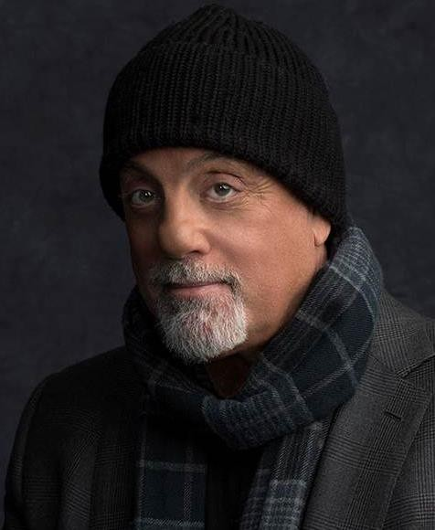 Billy Joel - VIA FACEBOOK