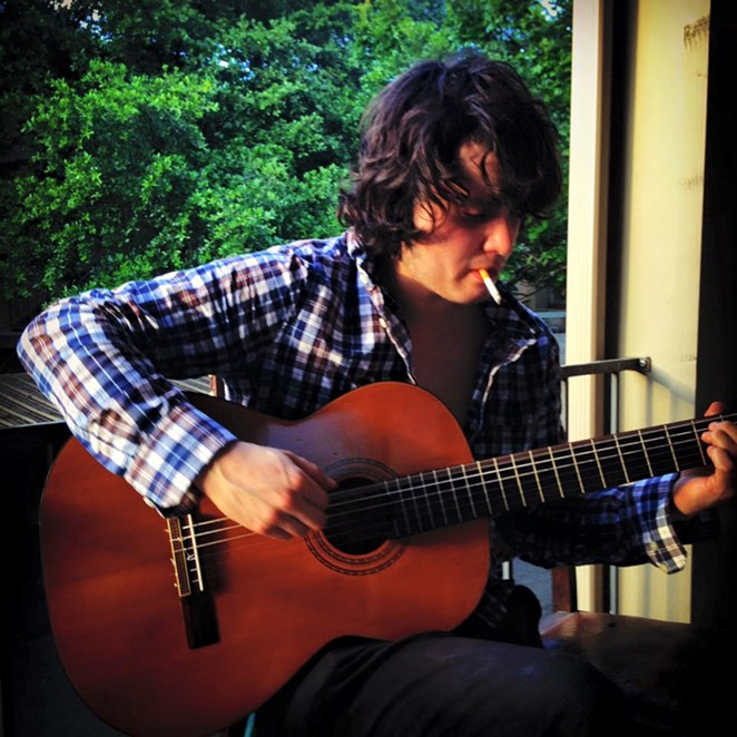 Louis Davila of Antique Sunlight - VIA FACEBOOK