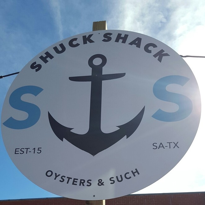 Time to suck some heads. - SHUCK SHACK/FACEBOOK