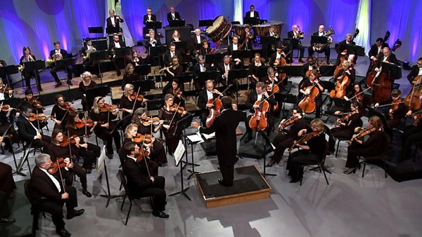 The San Antonio Symphony - COURTESY
